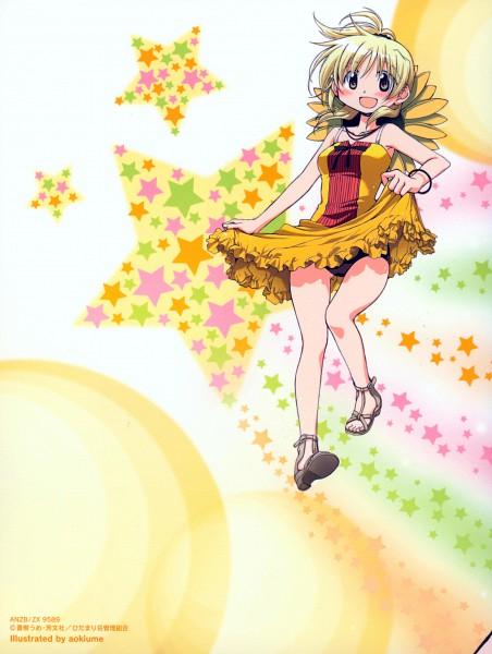 Tags: Anime, Hidamari Sketch, Miyako (Hidamari Sketch)