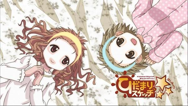 Tags: Anime, Hidamari Sketch, Hiro (Hidamari Sketch), Yuno (Hidamari Sketch), Wallpaper, HD Wallpaper
