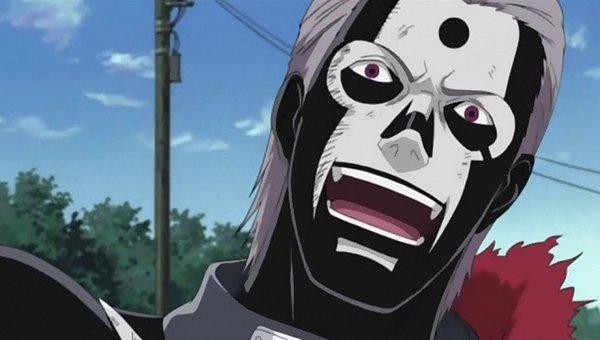 Tags: Anime, NARUTO: SHIPPŪDEN, NARUTO, Hidan, Screenshot