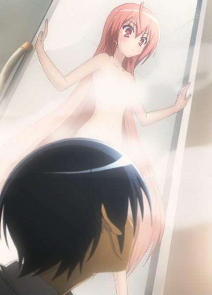 Tags: Anime, Hidan no Aria, Kanzaki H Aria, Screenshot, Aria The Scarlet Ammo