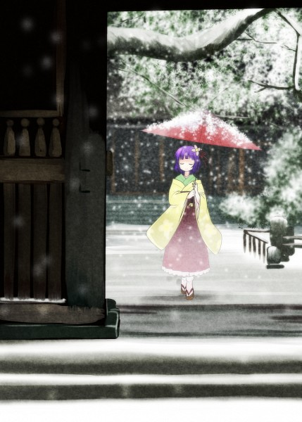 Tags: Anime, Pixiv Id 454246, Touhou, Hieda no Akyuu, Mobile Wallpaper, Fanart, Fanart From Pixiv, Pixiv
