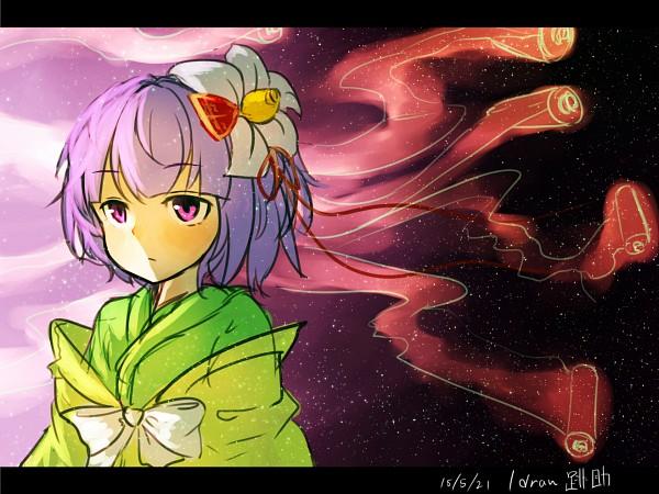 Tags: Anime, Pixiv Id 6367244, Touhou, Hieda no Akyuu, Pixiv, Fanart, Fanart From Pixiv