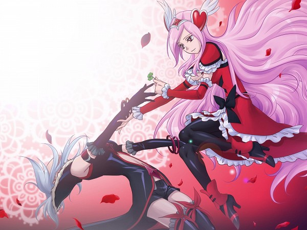 Tags: Anime, Say, Fresh Precure!, Cure Passion, Higashi Setsuna, Eas, Pixiv, Fanart From Pixiv, Fanart