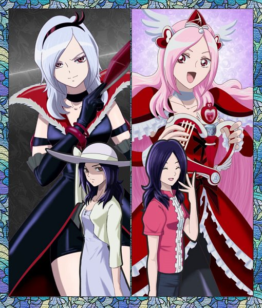 Tags: Anime, Moritaku-san, Fresh Precure!, Eas, Cure Passion, Higashi Setsuna, Fanart, Pixiv, Fanart From Pixiv