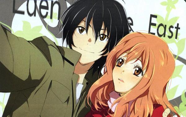 Tags: Anime, Kiui, Higashi no Eden, Morimi Saki, Takizawa Akira, Scan, Eden Of The East