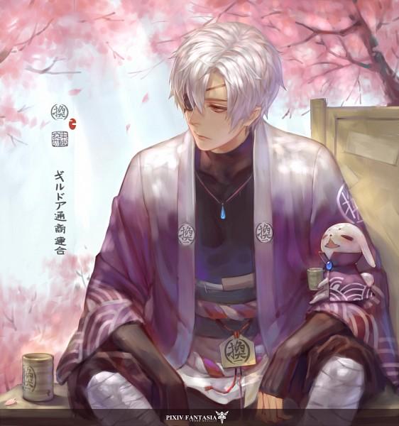 Higashiori Tsuru - Pixiv Fantasia: Sword Regalia
