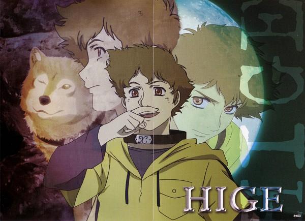Hige - Wolf's Rain