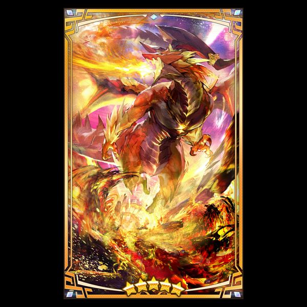 Tags: Anime, Nejita, Nintendo, Cygames, Dragalia Lost, High Brynhildr, Brynhildr (Dragalia Lost), Official Card Illustration, Official Art, High Brunhilda