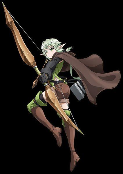 High Elf Archer - Goblin Slayer