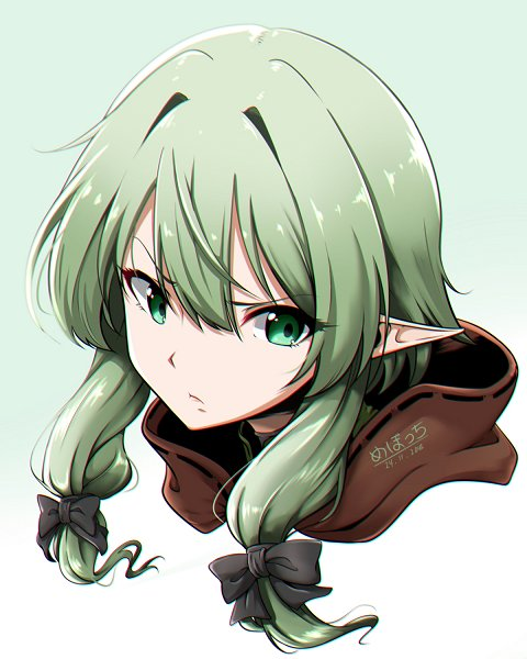 Tags: Anime, Pixiv Id 26130136, Goblin Slayer, High Elf Archer, Fanart From Pixiv, Pixiv, Fanart