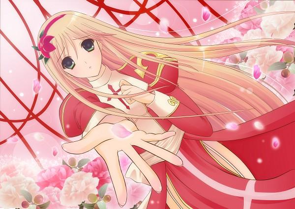 Tags: Anime, RAGNARÖK ONLINE, High Priestess, Transcendent Second Class