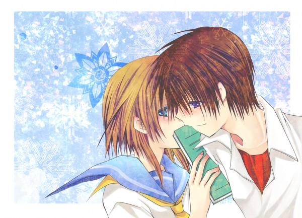 Tags: Anime, Hibiki Mio, 07th Expansion, Higurashi no Naku Koro ni, Ryuuguu Rena, Maebara Keiichi, Pixiv, When They Cry