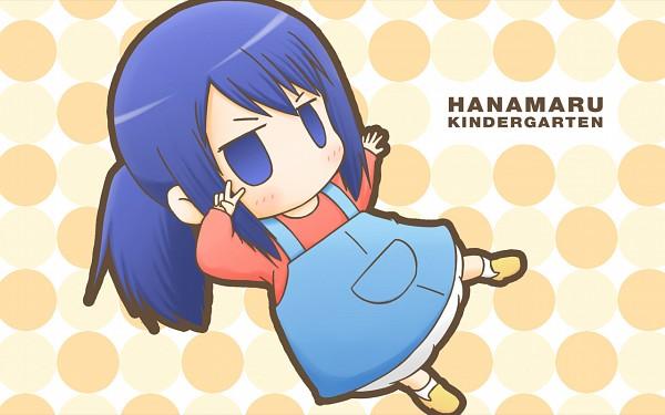 Tags: Anime, Pixiv Id 497640, Hanamaru Kindergarten, Hiiragi (Hanamaru), Pixiv, Wallpaper, Fanart