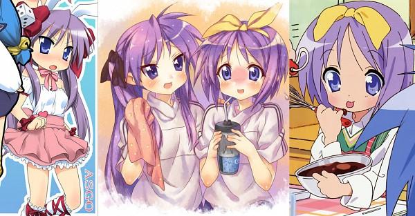 Tags: Anime, Lucky☆Star, Hiiragi Tsukasa, Hiiragi Kagami, Kagami Hiiragi