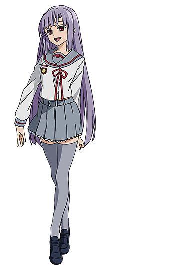 Hiiragi Mahiru - Owari no Seraph