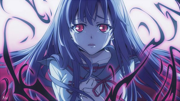 Tags: Anime, FCC, Owari no Seraph, Hiiragi Mahiru, Facebook Cover