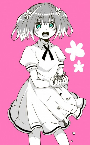 Tags: Anime, Pixiv Id 4257060, Munou na Nana, Hiiragi Nana