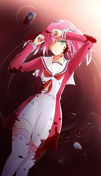 Tags: Anime, Pixiv Id 59191009, Munou na Nana, Hiiragi Nana