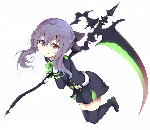Tags: Anime, Pixiv Id 3817856, Owari no Seraph, Hiiragi Shinoa, Fanart From Pixiv, Pixiv, Fanart