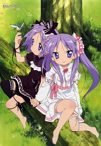 Hiiragi Twins - Lucky☆Star