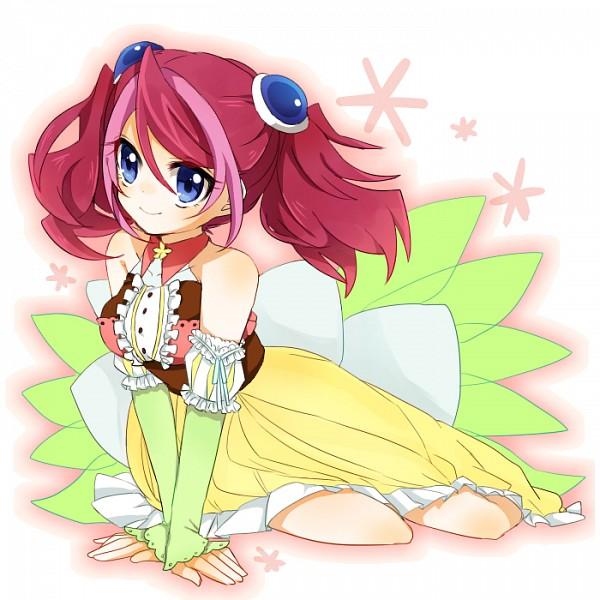 Tags: Anime, Pixiv Id 8382904, Yu-Gi-Oh!, Yu-Gi-Oh! ARC-V, Hiiragi Yuzu, Pixiv, Fanart, Fanart From Pixiv, PNG Conversion, Zuzu Boyle