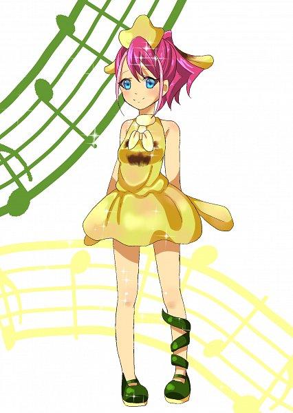 Tags: Anime, Pixiv Id 10571225, Yu-Gi-Oh!, Yu-Gi-Oh! ARC-V, Hiiragi Yuzu, Fanart From Pixiv, Pixiv, Fanart, Zuzu Boyle