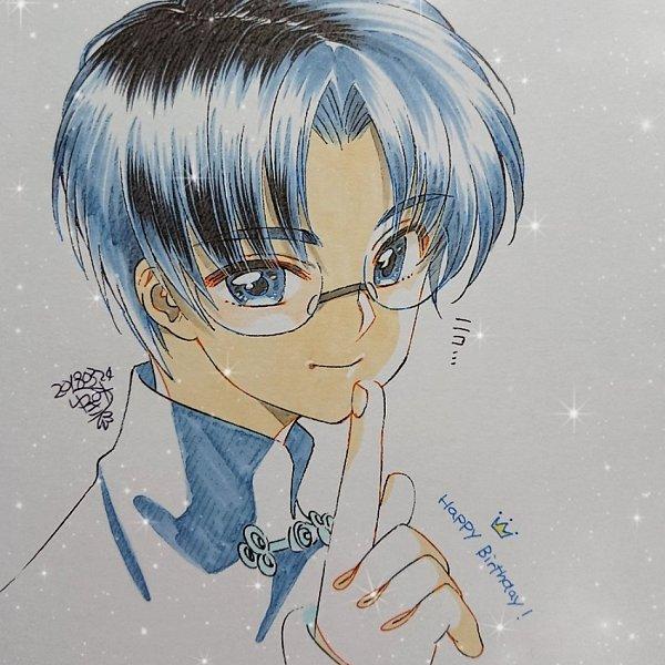 Tags: Anime, Yukimitsuki, Cardcaptor Sakura, Hiiragizawa Eriol