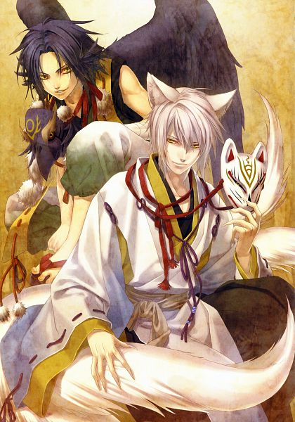 Hiiro no Kakera (Scarlet Fragments) - IDEA FACTORY