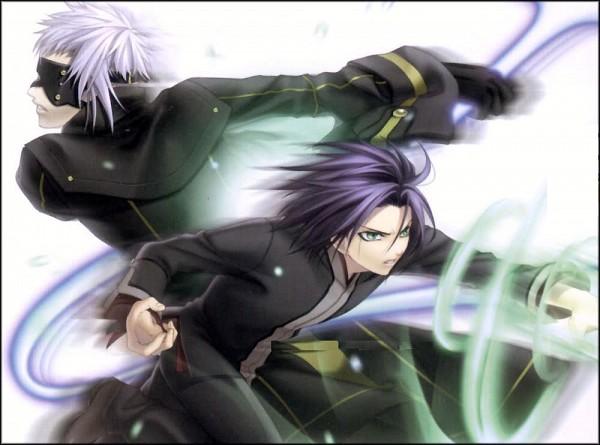 Tags: Anime, Kazuki Yone, IDEA FACTORY, Hiiro no Kakera, Zwei (Hiiro no Kakera), Atori Mahiro, Scarlet Fragments
