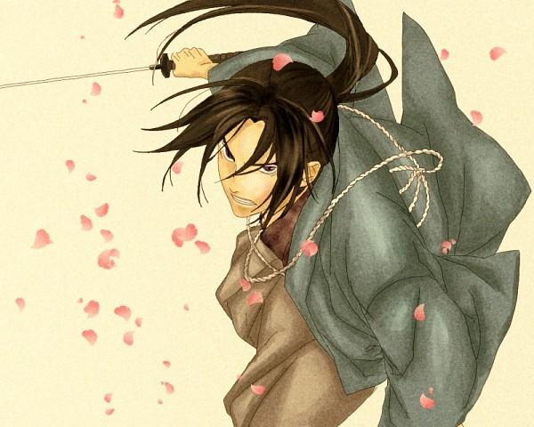 Tags: Anime, IDEA FACTORY, Hakuouki Shinsengumi Kitan, Hijikata Toshizou (Hakuouki), Pixiv