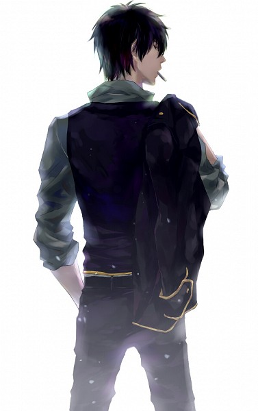 Hijikata Toushirou (Toushirou Hijikata) - Gintama