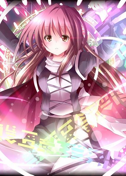 Tags: Anime, Miyaoi, Touhou, Hijiri Byakuren, Sorcerer's Sutra Scroll, Byakuren Hijiri