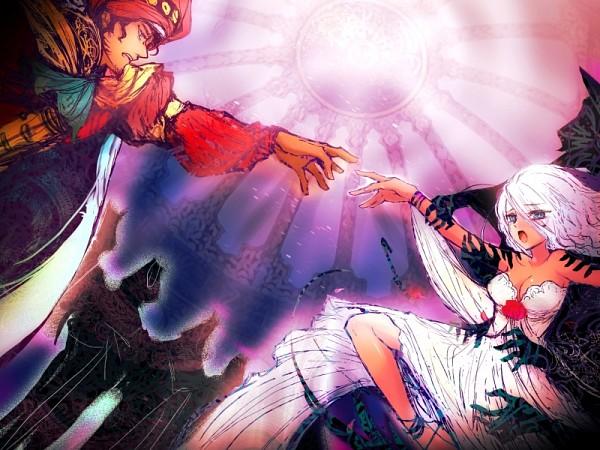 Tags: Anime, Ooishi Ryuuko, Liar-soft, Hikari no Valusia ~What a Beautiful Hopes~, CG Art, Valusia Of Shinewhite
