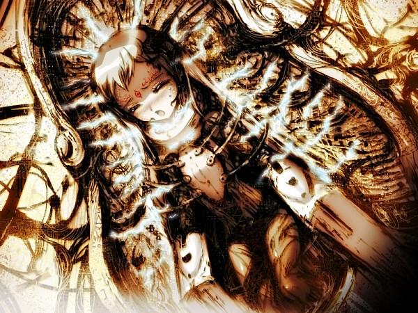 Tags: Anime, Ooishi Ryuuko, Liar-soft, Hikari no Valusia ~What a Beautiful Hopes~, Xerxes Serula Breet, CG Art, Valusia Of Shinewhite