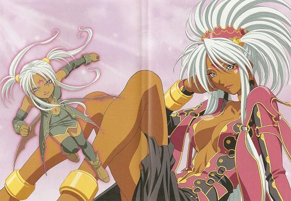 Hild - Aah! Megami-sama