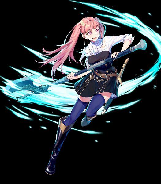 Tags: Anime, Noy, Intelligent Systems, Fire Emblem Heroes, Hilda Valentin Goneril, Official Art