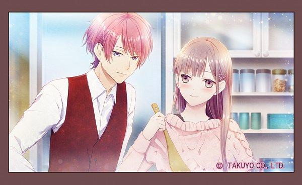 Tags: Anime, TAKUYO, Himehibi Another Princess Days, Sensoku Yumeji, Kasakino Emi, Official Art, CG Art