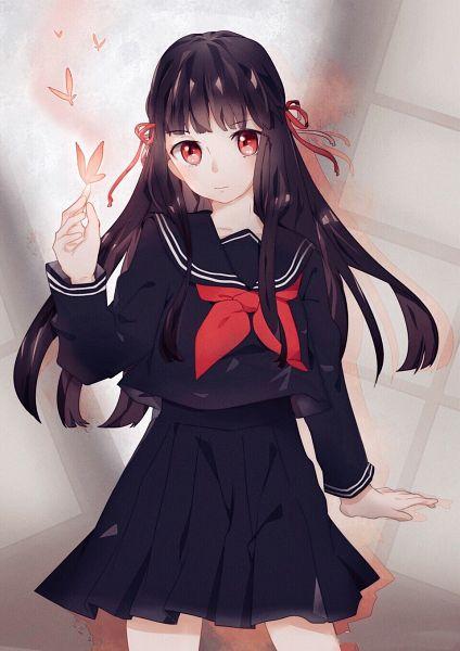 Tags: Anime, Pixiv Id 4610045, Kaii Shoukougun, Himeno Mikoto, Fanart From Pixiv, Pixiv, Fanart