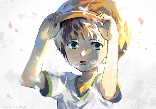 Himi Tomoki (Himi Tommy) - Digimon Frontier