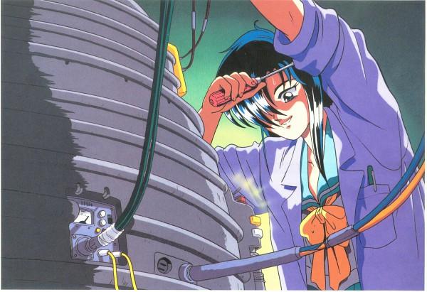 Tags: Anime, Tokimeki Memorial, Himou Yuina