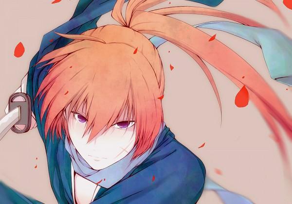Tags: Anime, Sian (Pixiv 502814), Rurouni Kenshin, Himura Kenshin