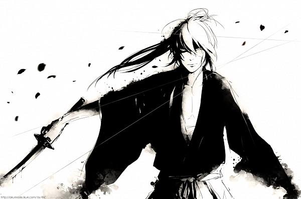 Tags: Anime, Re°, Rurouni Kenshin, Himura Kenshin, Pixiv, Fanart From Pixiv, Fanart