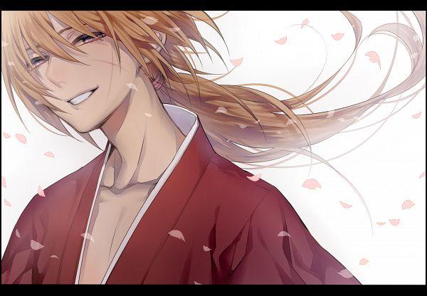 Tags: Anime, Kazari Tayu, Rurouni Kenshin, Himura Kenshin, Fanart From Pixiv, Fanart, Pixiv