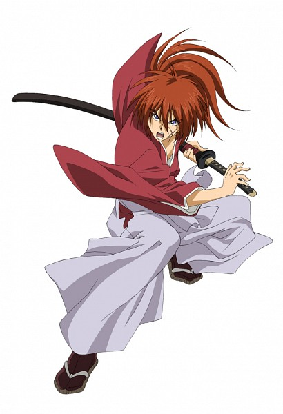 Himura Kenshin - Rurouni Kenshin