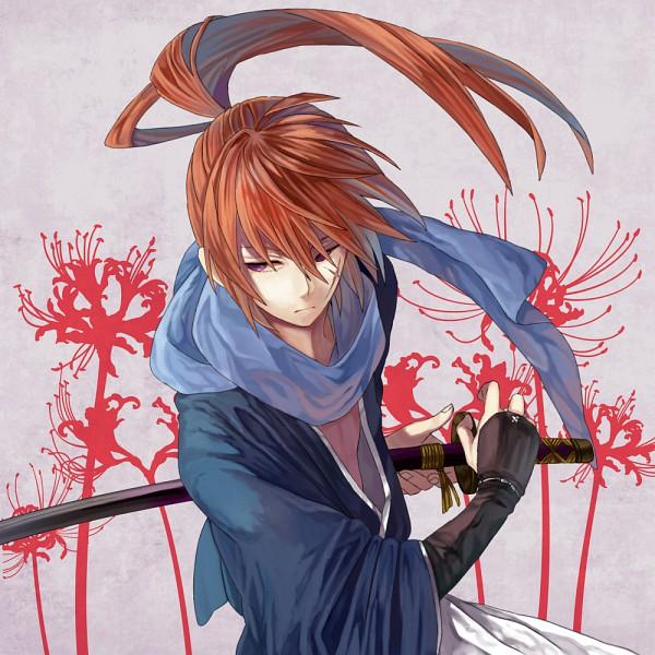 Tags: Anime, Conoco, Rurouni Kenshin, Rurouni Kenshin: Tsuioku-hen, Himura Kenshin, Pixiv, Fanart