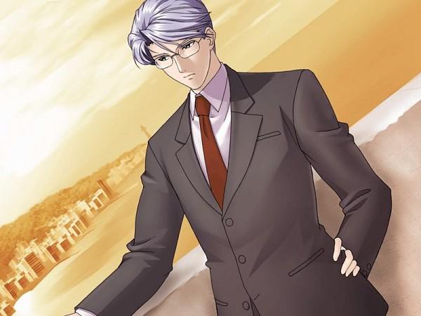 Tags: Anime, KONAMI, Tokimeki Memorial Girl's Side 1st Love, Himuro Reiichi, CG Art