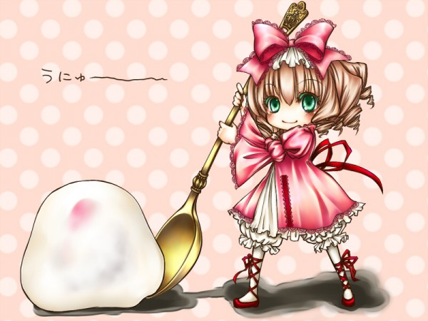 Tags: Anime, Rozen Maiden, Hina Ichigo, Artist Request