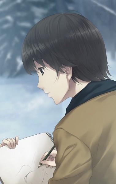 Hinagami Ayato - Kara no Shoujo 2