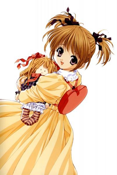 Tags: Anime, Tenhiro Naoto, Sister Princess, Art of Sister Princess I, Hinako (Sister Princess)