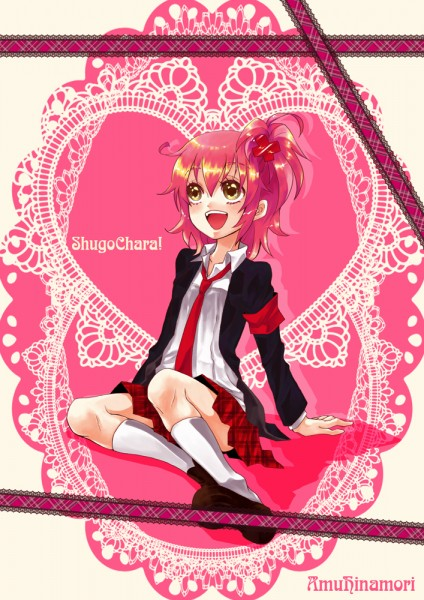 Tags: Anime, Shugo Chara!, Hinamori Amu, Artist Request